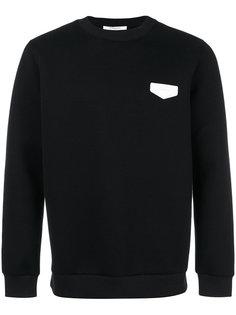 logo plaque sweatshirt Givenchy