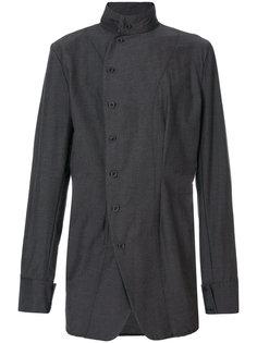 off-centre fastening shirt Alchemy