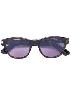 солнцезащитные очки в квадратной оправе Tom Ford Eyewear