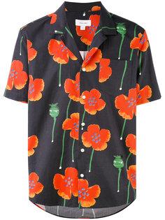 рубашка с цветочным принтом Soulland