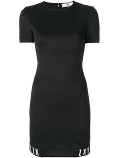 платье-мини из неопрена Zayn X Versus Versus