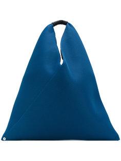 сумка-тоут треугольной формы Mm6 Maison Margiela