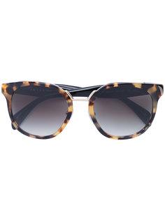 square frame sunglasses Prada Eyewear