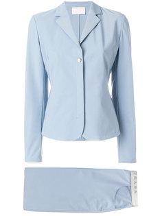 классический костюм с юбкой Prada Vintage
