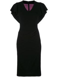 платье Norham Talbot Runhof
