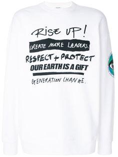 толстовка Rise Up Kenzo