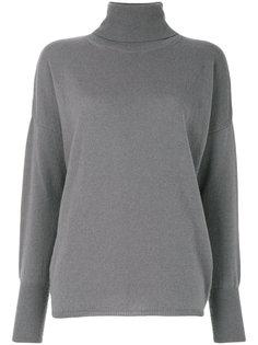 свободный свитер с высоким воротом  Incentive! Cashmere