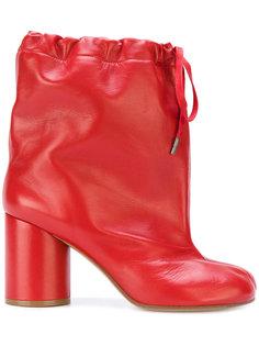 ботинки Tabi со стяжкой Maison Margiela