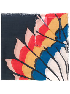 printed scarf Stella McCartney