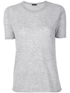 футболка с круглым вырезом  Joseph