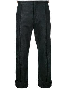 вощеные брюки  Comme Des Garçons Vintage