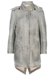 свободное пальто  Chloé