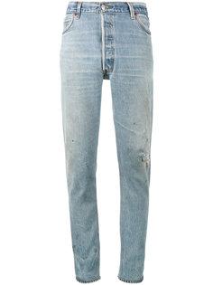 узкие джинсы Re/Done