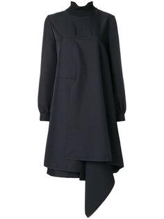 платье с драпировкой  Marni