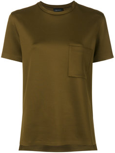 classic plain T-shirt By Malene Birger