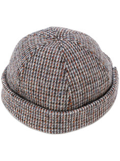 трикотажная шапка Maison Michel