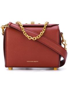 квадратная сумка 16 Alexander McQueen