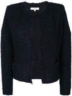 укороченный пиджак Col Iro