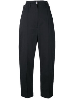 брюки строгого кроя Blueberry Temperley London