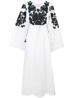 декорированное платье-кимоно Vita Kin
