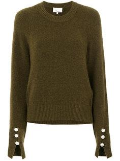 свитер с жемчужными пуговицами 3.1 Phillip Lim