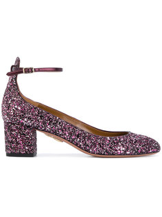 туфли Alyx с блестками Aquazzura