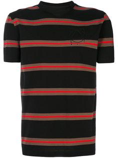 полосатая футболка McQ Alexander McQueen