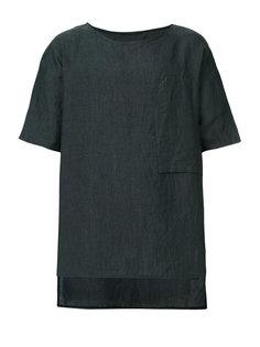 round neck T-shirt Alchemy