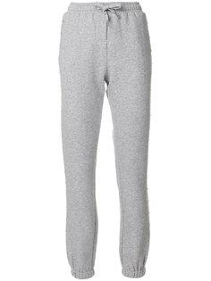 спортивные брюки с круглыми заклепками  Zoe Karssen