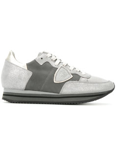 trainers with shimmer detail Philippe Model