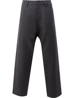широкие брюки Ziggy Chen