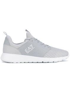 кроссовки со шнуровкой Ea7 Emporio Armani