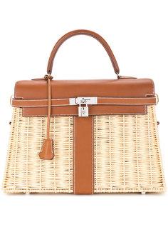 сумка-тоут Kelly Hermès Vintage