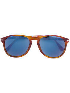 aviator-style sunglasses Persol