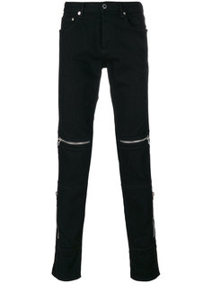 джинсы кроя скинни Givenchy