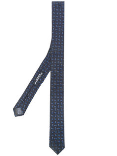 узкий галстук Dolce & Gabbana