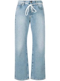 прямые брюки  Off-White