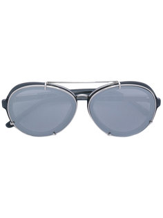 солнцезащитные очки с двойным мостом 3.1 Phillip Lim