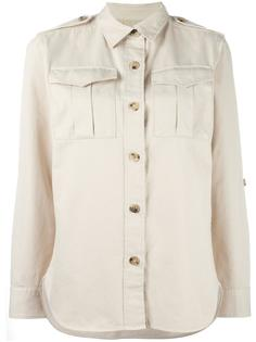 рубашка с накладными карманами  Isabel Marant Étoile