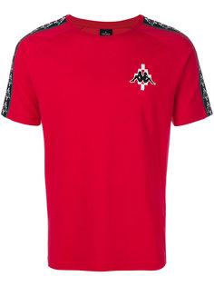 футболка Marcelo Burlon x Kappa Marcelo Burlon County Of Milan