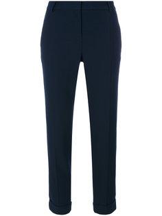 укороченные узкие брюки Carven
