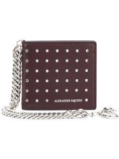 кошелек на цепочке Alexander McQueen
