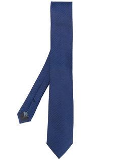 галстук с вышитым узором Dolce & Gabbana