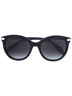 солнцезащитные очки кошачий глаз Alexander Mcqueen Eyewear