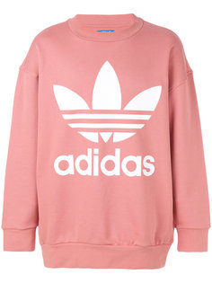 logo sweatshirt Adidas Originals