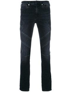 панельные узкие джинсы Neil Barrett