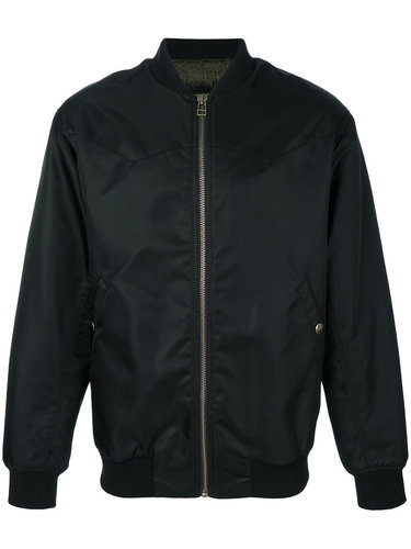 zip up bomber jacket  Mr & Mrs Italy