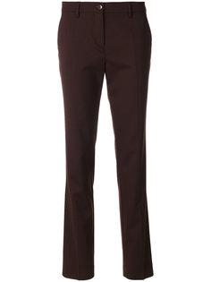 укороченные брюки капри  Etro
