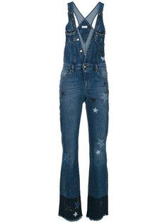 джинсовый комбинезон  Red Valentino