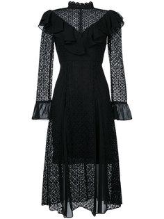 кружевное платье Prairie Temperley London